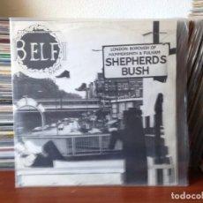 Discos de vinilo: BELFI SISTERS - SHEPHERDS BUSH - MNLP VINYL 5 TRACKS (PUNK, POWER POP) ENGLAND . NM-NM. Lote 272680513
