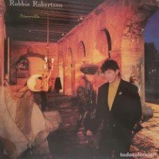 Discos de vinilo: ROBBIE ROBERTSON. STORYVILLE. Lote 272758258