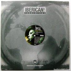 Discos de vinilo: AGAINST THE GRAIN - SIM CITY - MAXI IBERICAN! RECORDINGS 2006 BPY. Lote 272871783