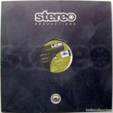 Discos de vinilo: LCM! - I WOULD LIKE TO - MAXI SUN COAST SOUND 2005 BPY. Lote 272874698