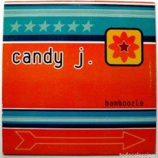 Discos de vinilo: CANDY J - BAMBOOZLED - MAXI VALE MUSIC 1998 BPY. Lote 272880628