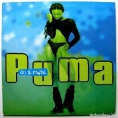 Discos de vinilo: PUMA - DO IT RIGHT - MAXI DJ APPROVED 1997 ITALIA BPY. Lote 272899203