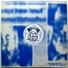 Discos de vinilo: VARIOS (FAN'ATTIC/TRACK EFFECT/SOLID STATE) - BACKSPIN EP - MAXI FLIPPED FANTASIA 1997 HOLANDA BPY. Lote 272904518