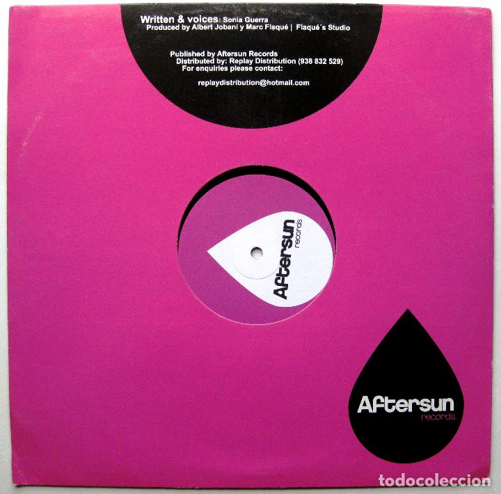 Discos de vinilo: Jobani & Marc Flaqué Feat. Sonia G - No More - Maxi Aftersun Records 2007 BPY - Foto 2 - 272911023
