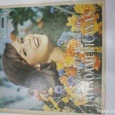 Discos de vinilo: 10 LP SELECCIONES MUSICALES LATINOAMERICANAS DOBLE LP. Lote 272980053