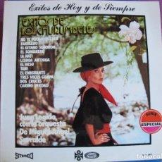 Disques de vinyle: LP - JUAN LEGIDO CON LA ORQUESTA DE MIGUEL ANGEL SARRALDE - EXITOS DE LOS CHURUMBELES. Lote 272980443