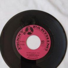 Discos de vinilo: THE HAMMERSMITH GORILLAS,YOU REALLY GOT ME,SINGLE ,06-136. Lote 272999528