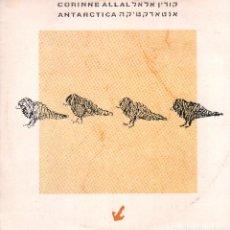 Disques de vinyle: CORINNE ALLAL - ANTARCTICA / LP N.M.C. DE 1989 / BUEN ESTADO RF-9801. Lote 273057083
