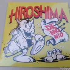Discos de vinilo: HIROSHIMA–DEMONIO. EP VINILO PRECINTADO. GARAGE PUNK.. Lote 273165363