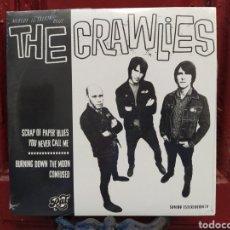 Discos de vinilo: THE CRAWLIES. EP VINILO PRECINTADO. GARAGE ROCK.. Lote 273181693