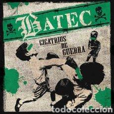 Discos de vinilo: BATEC–CICATRIUS DE GUERRA. LO VINILO PRECINTADO. PUNK ROCK. Lote 273188048