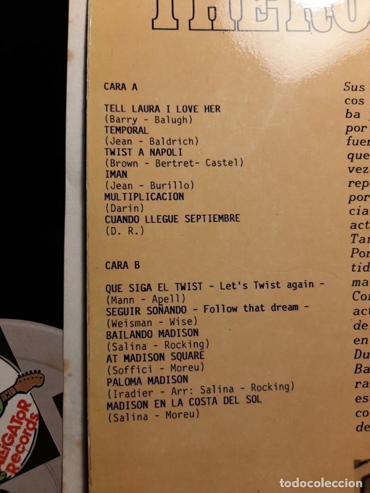 Discos de vinilo: LP THE ROCKING BOYS : HISTORIA DE LA MUSICA POP ESPAÑOLA, NUM. 17 - Foto 3 - 273209358