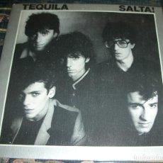 Disques de vinyle: TEQUILA – SALTA! - SINGLE 1981. Lote 273161943