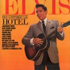 Disques de vinyle: ELVIS - HEARTBREAK HOTEL / LP CANDEM DE 1981 / MUY BUEN ESTADO RF-9811. Lote 273254533