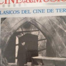 """Discos de vinilo: COLECCIÓN DE VINILOS COMPLETA DE 60 DISCOS CON EL TOMO 1 """"CINE & MUISCA"""". Lote 273291613"""
