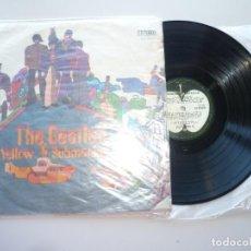 Discos de vinilo: THE BEATLES YELLOW SUBMARINE URUGUAY 1969 VG/VG RAREZA. Lote 273299358