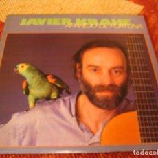 Disques de vinyle: JAVIER KRAHE LP APAREJO DE FORTUNA CBS ORIGINAL ESPAÑA 1983 + LETRAS. Lote 273300513