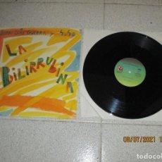 Discos de vinilo: JUAN LUIS GUERRA - LA BILIRRUBINA - MAXI - SPAIN - KAREN RECORDS - REF K-MX-7 - LV -. Lote 273338538