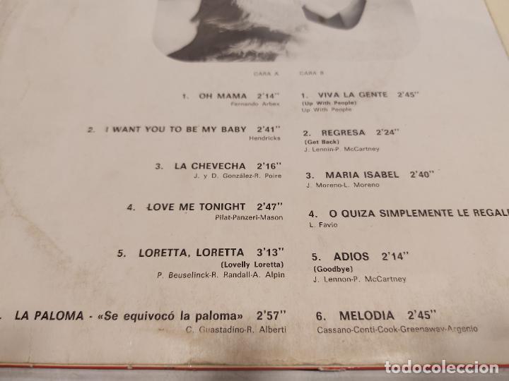 Discos de vinilo: LOS AQUARIUS / FIESTA Y BAILE / LP - TREBOL-SUPER ESTEREO-1970 / MBC. ***/*** - Foto 3 - 273340178