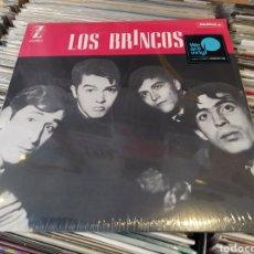 Discos de vinilo: LOS BRINCOS. LP VINILO PRECINTADO. OFICIAL DE ZAFIRO NOVOLA.. Lote 273405793