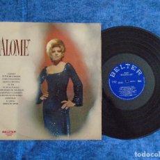 Discos de vinilo: SALOME SPAIN LP 1972 RECOPILATORIO GRANDES EXITOS POP FEMENINO CHANSON VOCAL BELTER BUEN ESTADO MIRA. Lote 273423883