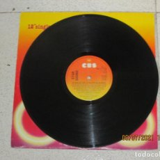 Discos de vinilo: STAR SOUND - THE GREATEST ROCK N ROLL BAND IN THE WORLD - MAXI - UK - CBS - REF A13 2296 - LV -. Lote 273424033