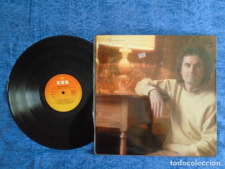 Discos de vinilo: VICTOR MANUEL SPAIN LP 1978 SOY UN CORAZON TENDIDO AL SOL SOLO PIENSO EN TI POP BALADAS BUEN ESTADO! - Foto 2 - 273426963