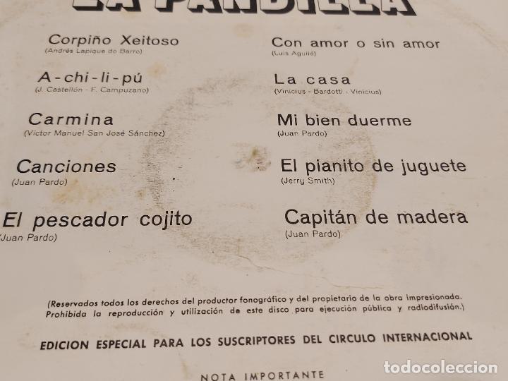 Discos de vinilo: LA PANDILLA / MISMO TÍTULO / LP - ORLADOR-1971 / MBC. ***/*** - Foto 3 - 273443823