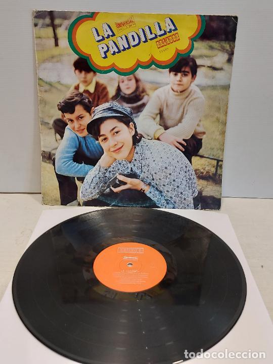 LA PANDILLA / MISMO TÍTULO / LP - ORLADOR-1971 / MBC. ***/*** (Música - Discos - LPs Vinilo - Música Infantil)