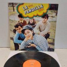 Discos de vinilo: LA PANDILLA / MISMO TÍTULO / LP - ORLADOR-1971 / MBC. ***/***. Lote 273443823
