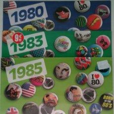 Discos de vinilo: LOTE DE 6 VINILOS NUEVOS AÑOS 80. Lote 273473328
