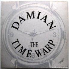Discos de vinilo: DAMIAN - THE TIME WARP - MAXI JIVE 1989 BPY. Lote 273497953