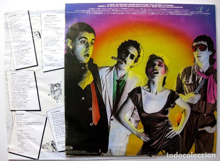Discos de vinilo: Charol - Charol - LP Movieplay 1980 BPY - Foto 2 - 273522243