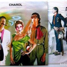 Discos de vinilo: CHAROL - CHAROL - LP MOVIEPLAY 1980 BPY. Lote 273522243