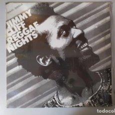 Discos de vinilo: JIMMY CLIFF - REGGAE NIGHTS. Lote 273600778