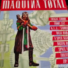 Disques de vinyle: MÁQUINA TOTAL 1991 LP A ESTRENAR. Lote 273648353