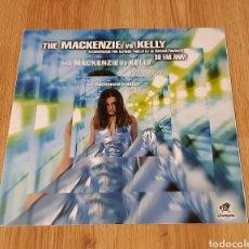 Discos de vinilo: MAXI THE MACKENZIE SO FAR AWAY CONTRASEÑA RECORDS. Lote 273712968