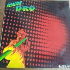 "Discos de vinilo: AVIADOR DRO – AMOR INDUSTRIAL *** MAXI SINGLE ESPAÑOL 12"" 45RPM 1983 **** SYNTHPOP. Lote 273717298"