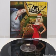 Discos de vinilo: AEROSMITH - LOVE IN A ELEVATOR 1989 ED ALEMANA. Lote 273728068