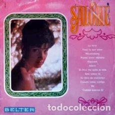 Discos de vinilo: SALOME - LA FERIA , PASE LO QUE PASE , RECUERDAME , PUEDO MORIR MAÑANA ... - LP SPAIN 1968. Lote 273733463