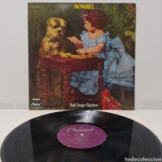 Discos de vinilo: BOB SEGER SYSTEM - MONGREL 1983 ( 1970 ) ED HOLANDESA. Lote 273738603