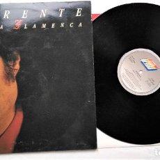 Discos de vinilo: MISA FLAMENCA, ENRIQUE MORENTE, 1991. CONTIENE LETRAS. BMG ARIOLA 211858. Lote 273743708