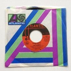 Discos de vinilo: THE TRAMMPS – HARD ROCK AND DISCO / DANCE CONTEST USA,1979 ATLANTIC. Lote 273739058