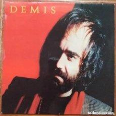 Disques de vinyle: DEMIS - DEMIS (LP) 1982. Lote 273765378