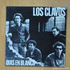 Discos de vinilo: LOS CLAVOS - HELL ROOM -TODO VA BIEN - NACIDO PARA BEBER - I DON´T CARE - EP. Lote 273983788