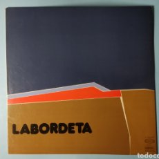 Discos de vinilo: LABORDETA, TIEMPO DE ESPERA. Lote 273998278