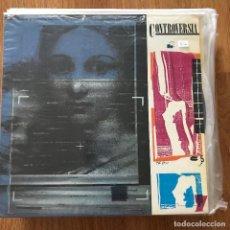 "Discos de vinilo: CONTROVERSIA - BUSCA MI NOMBRE - 12"" MAXISINGLE UTOPÍA BATUSI 1987. Lote 274003783"