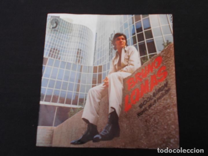 BRUNO LOMAS // SOOLAIMON - ROCK DE LA PRISION (Música - Discos - Singles Vinilo - Solistas Españoles de los 50 y 60)