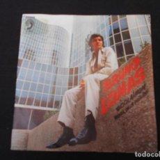 Discos de vinilo: BRUNO LOMAS // SOOLAIMON - ROCK DE LA PRISION. Lote 274014253