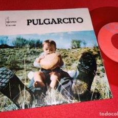 Discos de vinilo: TEATRO INVISIBLE RADIO NACIONAL BARCELONA LUIS FERRER & SORIANO EP 7'' 1970 MOVIEPLAY VINILO ROJO. Lote 274182393